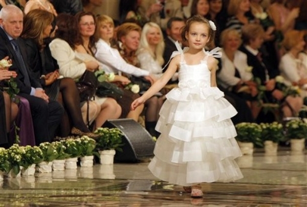 Belarus Fashion Week's little surprises