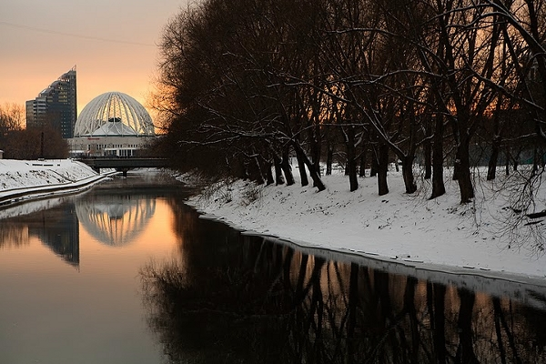 Jewel of the Urals, Ekaterinburg
