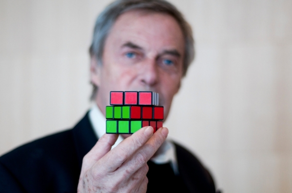 Inventor of the Rubik's Cube