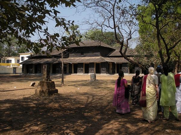 Touring humility in shantiniketan for Shantiniketan tagore