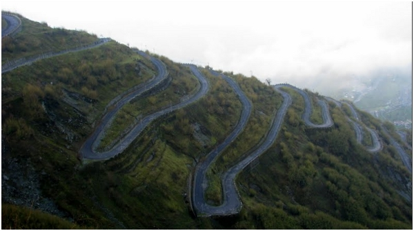 The Famous Zuluk Loops