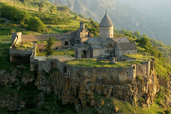 The Monastery of Tatev is one of the most important religious centers in the country.