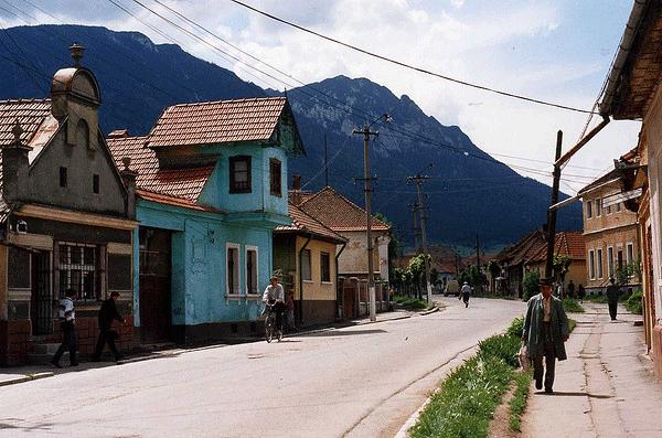 Zărneşti June 1994