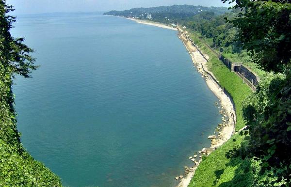 Batumi on the Black Sea