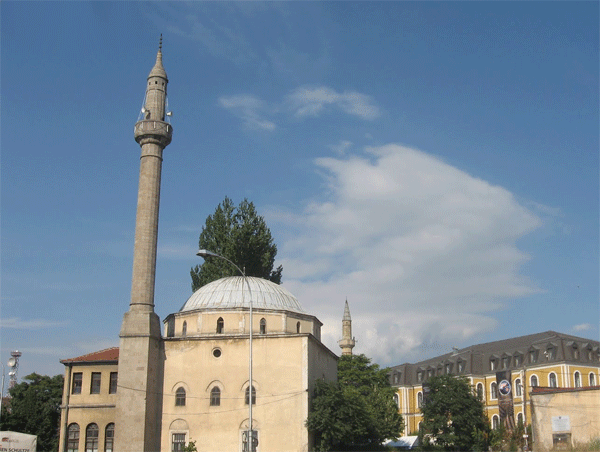 Kosovo's Fatih Mosque, re-constructed by Turkey, opened