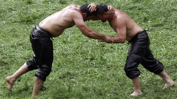 Kirkpinar Oil Wrestling Tournament