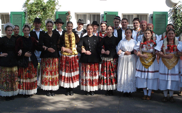 Croatian Folklore Ensemble Oštrc