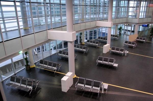 The new Vilnius passenger terminal
