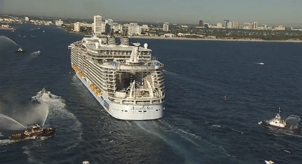 Meet the Allure of the Seas