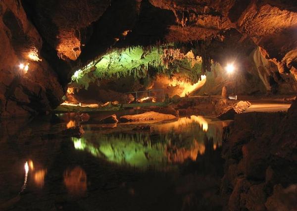 Cave Vrelo Croatia