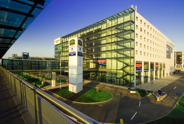 Courtyard by Marriott - airport Prague