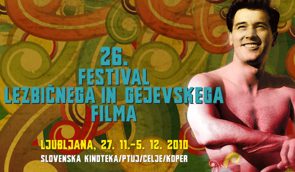 The Gay and Lesbian Film Festival is organized by the Roza Club Ljubljana, .