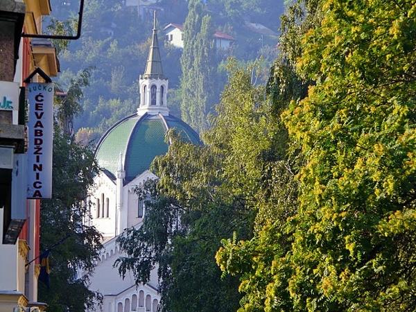 Church, Sarajevo