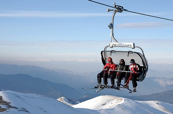 Georgia's world class ski resorts