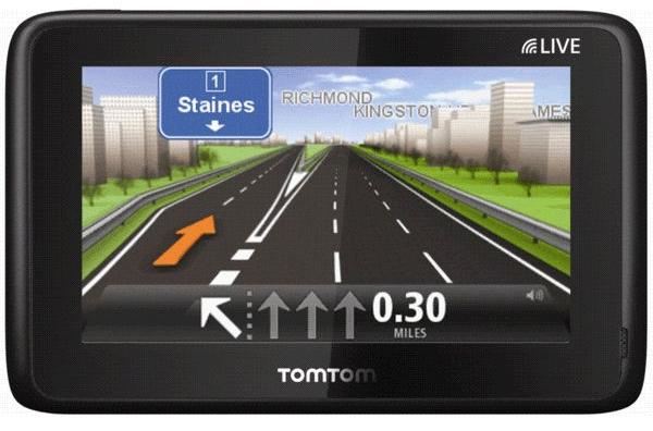 Tomtom complete navigation solutions