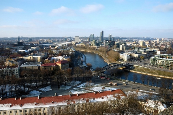 Vilnius, Lithuania's capital