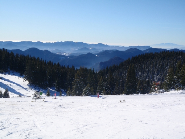 Pamporovo resort