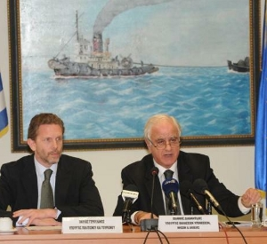 Greek officials agree on cruise initiative