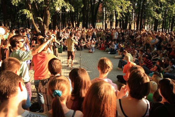 Music of Forest' Kharkiv, Ukraine