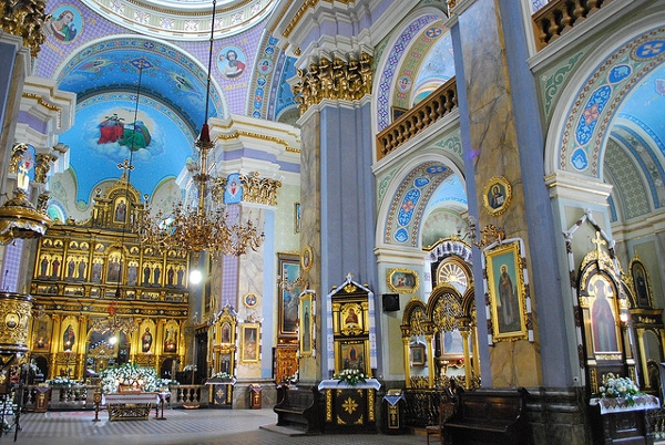 Church of the Transfiguration, Lviv, Ukraine