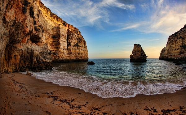Carvoeiro, Algarve, Portugal