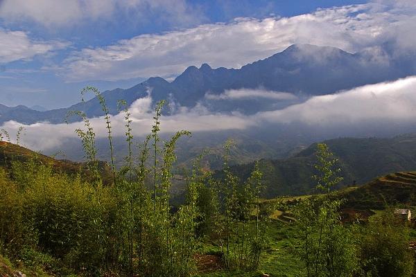 The Tonkinese Alps