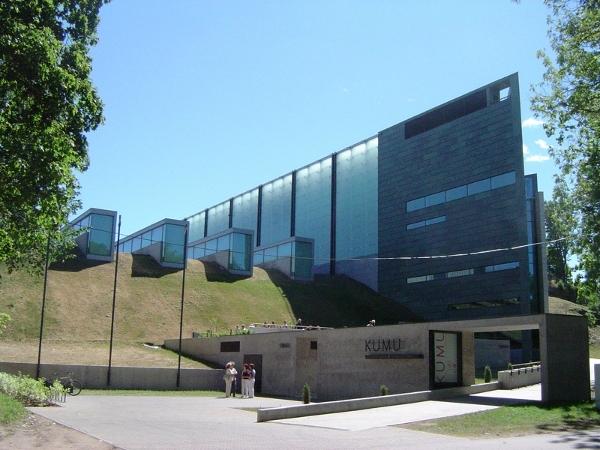 KUMU Museum, Tallinn