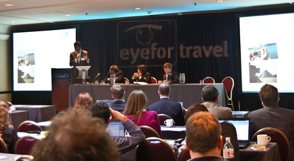 EyeforTravel social media summit in San Francisco