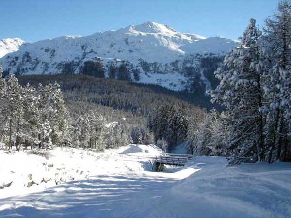 Incomparable Klosters ski resort