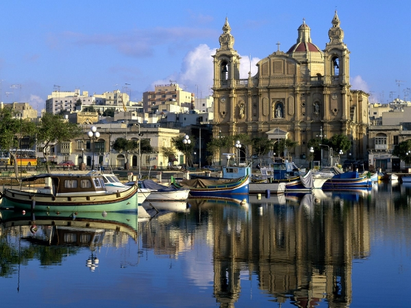 Malta is for lovers too