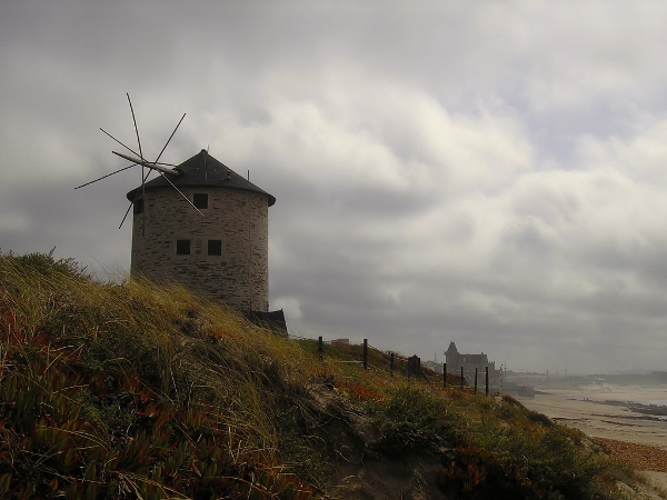 Apulia windmill