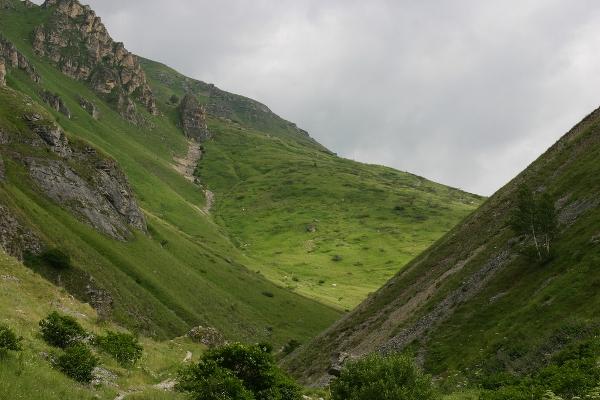 Šar Mountains in Spring
