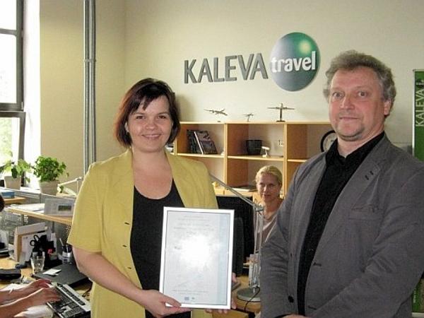 Kaleva Travel peeps