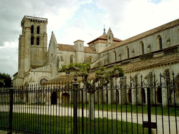 """Torre y Iglesia de las Huelgas """"Burgos"""""""