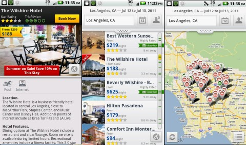 Expedia Android App