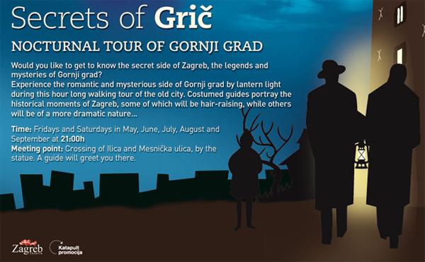 Secrets of Grič