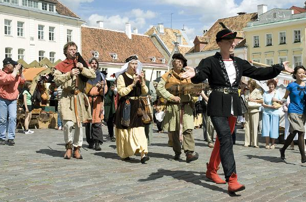 30th annual Tallinn Old Town Days