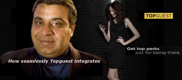 Om Malik Topguest commercial