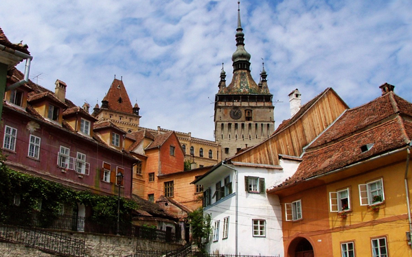 Clock Tower, Sighisoara.