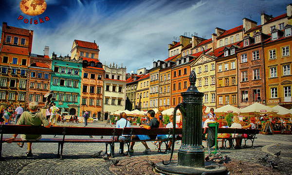 Poland's capital city warsaw will host the euro 2012 football finals