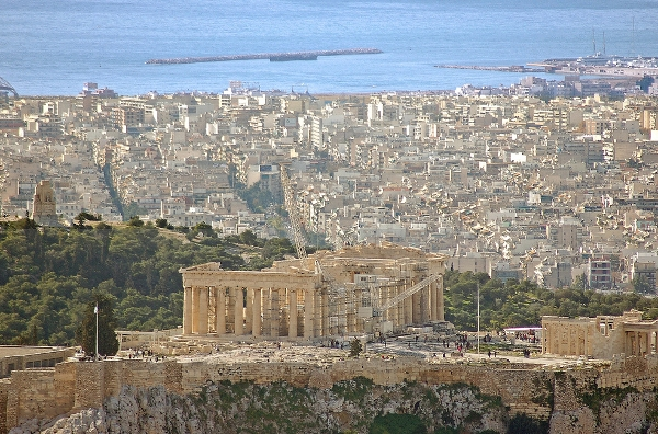 The Acropolis and the Aegean