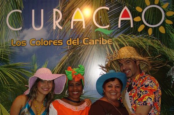 Curaçao, a Caribbean paradise.