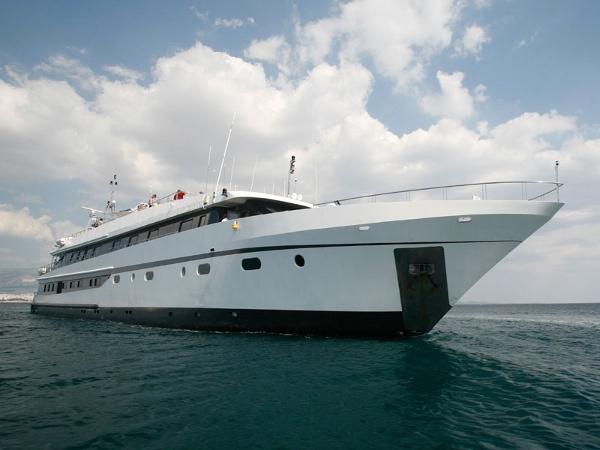 Luxury Yacht Harmony G