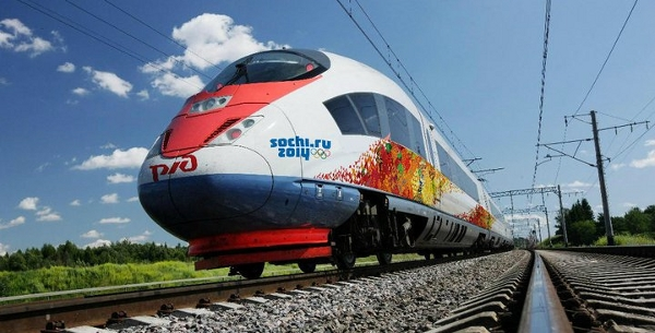 Who will ride the Sochi train?