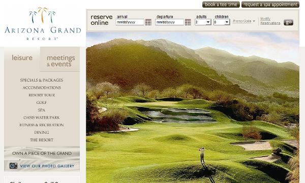 Arizone Grand Resort