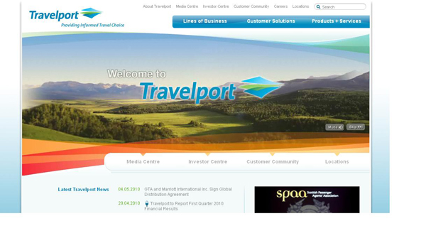 Russian online travel portals will now have access to travel technology solutions from travelport