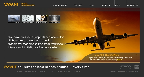 Vayant Travel Technologies