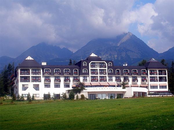 Obec Gerlachov hotel