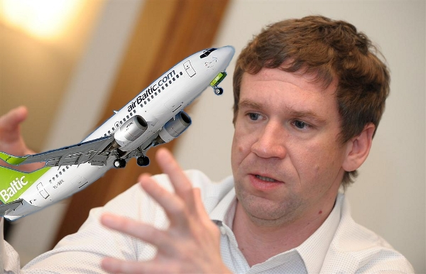 Will Vladimir Antonov resque airBaltic?