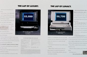 A cool ad shared by Michael Dell